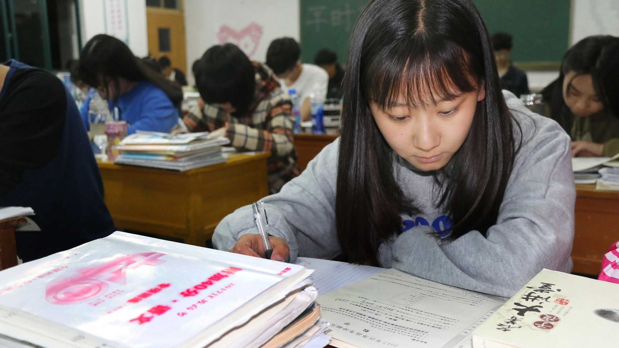 China to establish national platform for education survey research