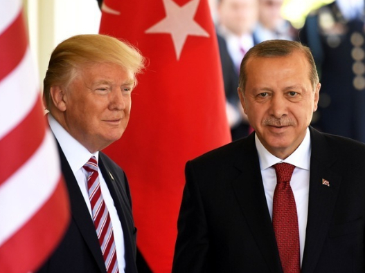 Trump confirms Erdogan's visit to White House next week