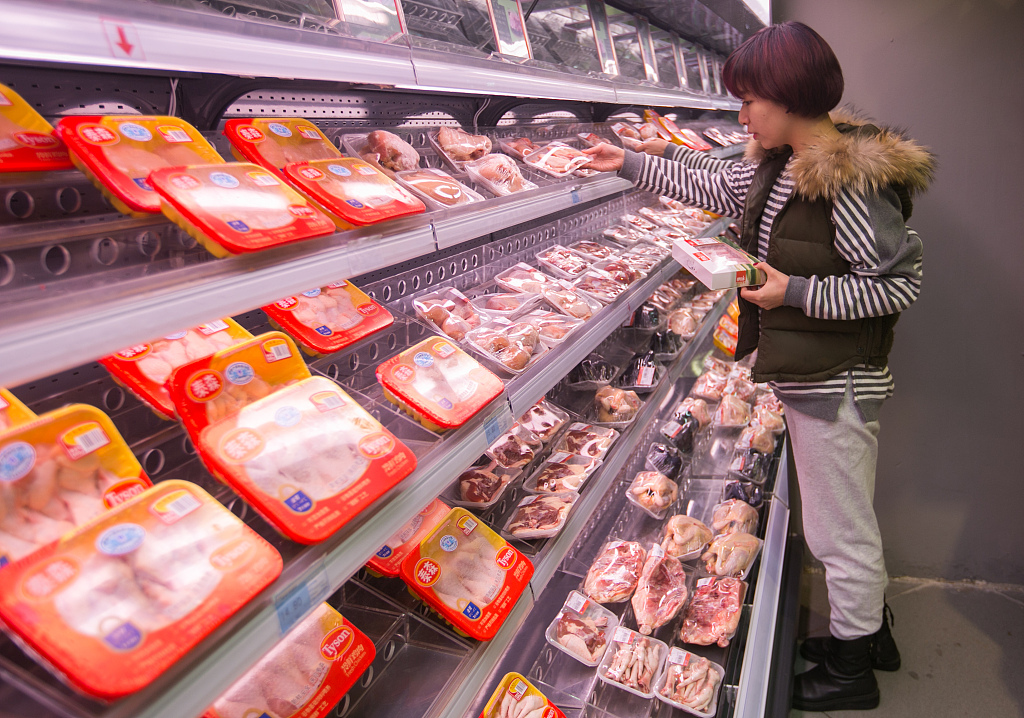 China mulls lifting restrictions on US poultry products