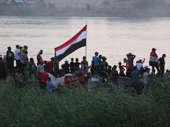 At least 97 killed in new wave of protests in Iraq: UN report