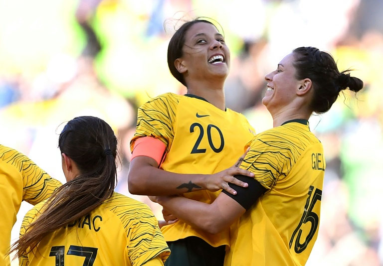 Australia's women and men footballers to get equal pay