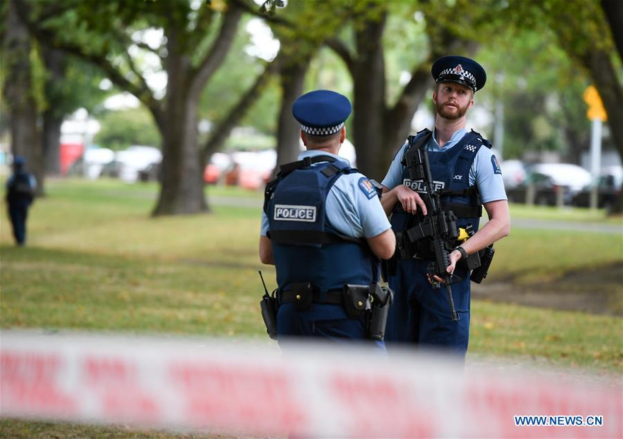 New Zealand police-Xinhua.jpg