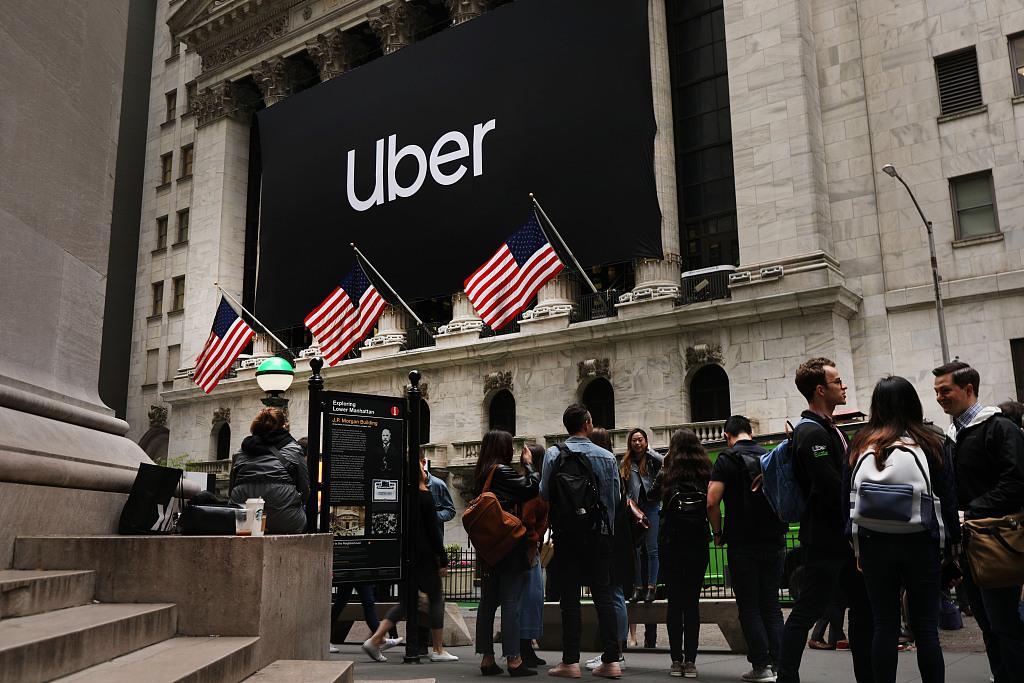 Uber drivers protest against unfair treatment as investors cash out