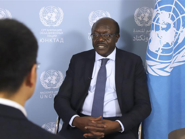 """Interview: China's commitment to further opening up """"a step in the right direction"""" -- UNCTAD chief"""