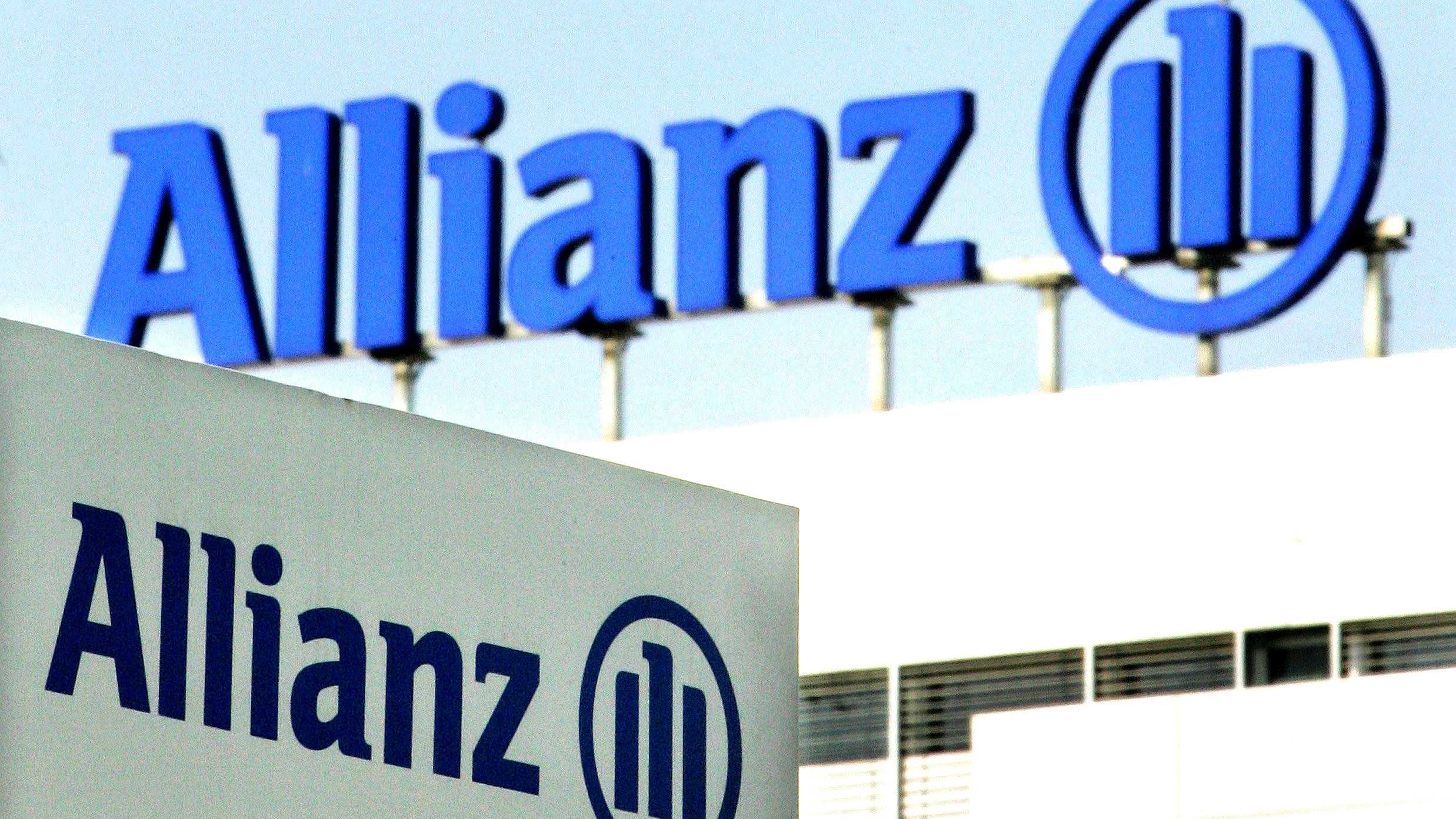 German insurer Allianz reports net income growth in Q3