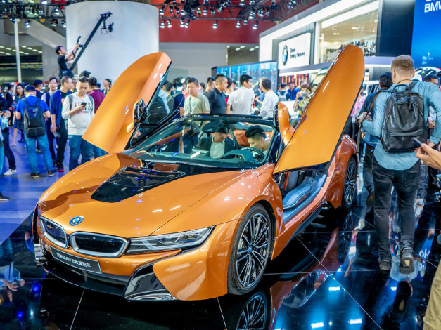 BMW's joint venture in China plays major role in increased sales in Q3