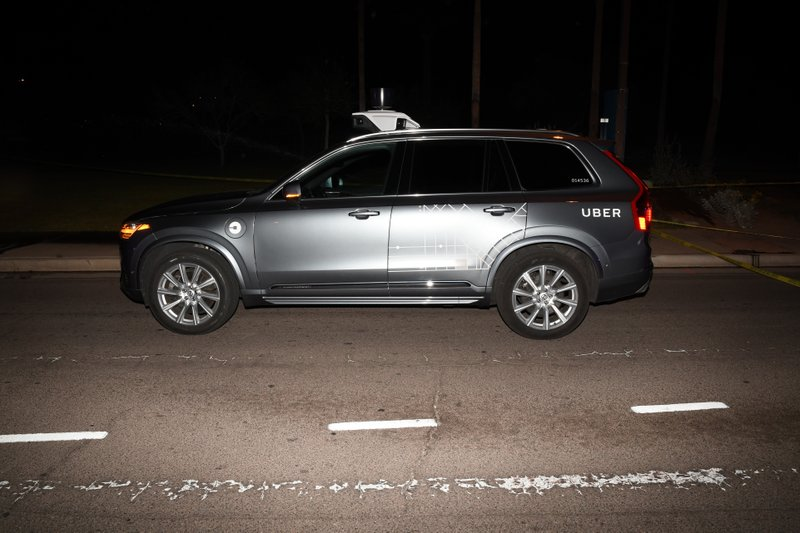Report on Uber crash questions testing of self-driving cars