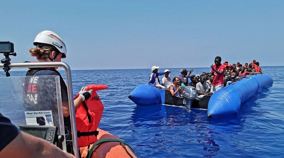 273 illegal migrants caught off western Turkey