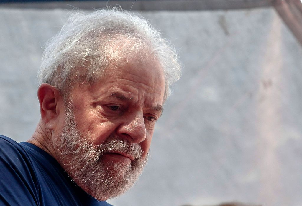 Brazil's ex-president Lula released from prison