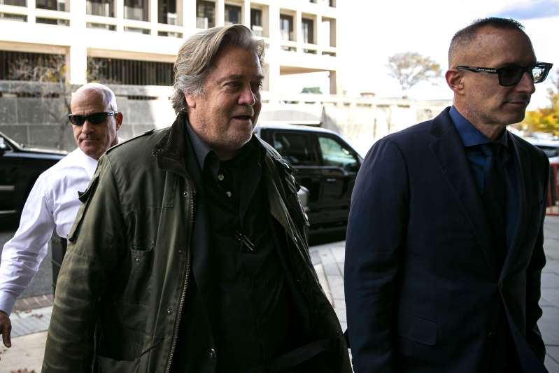 Steve Bannon testifies for prosecution Roger Stone trial