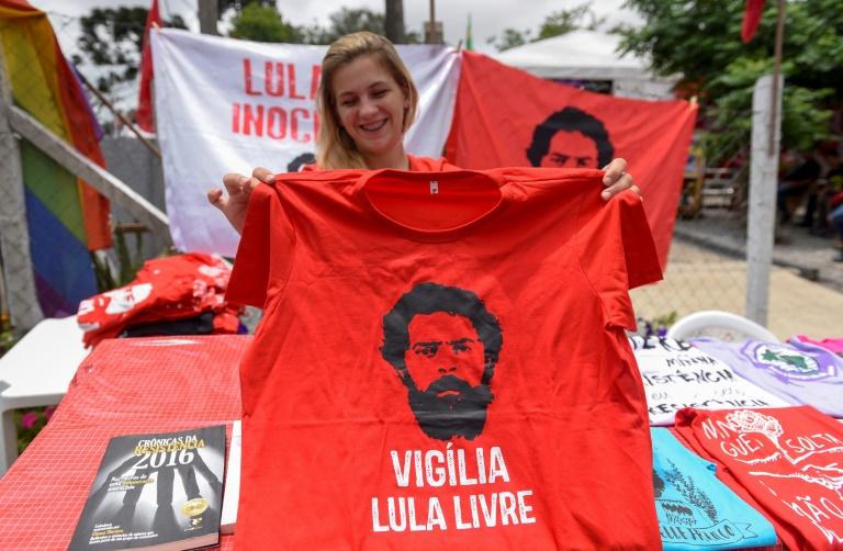 Brazil braces for release of ex-president Lula