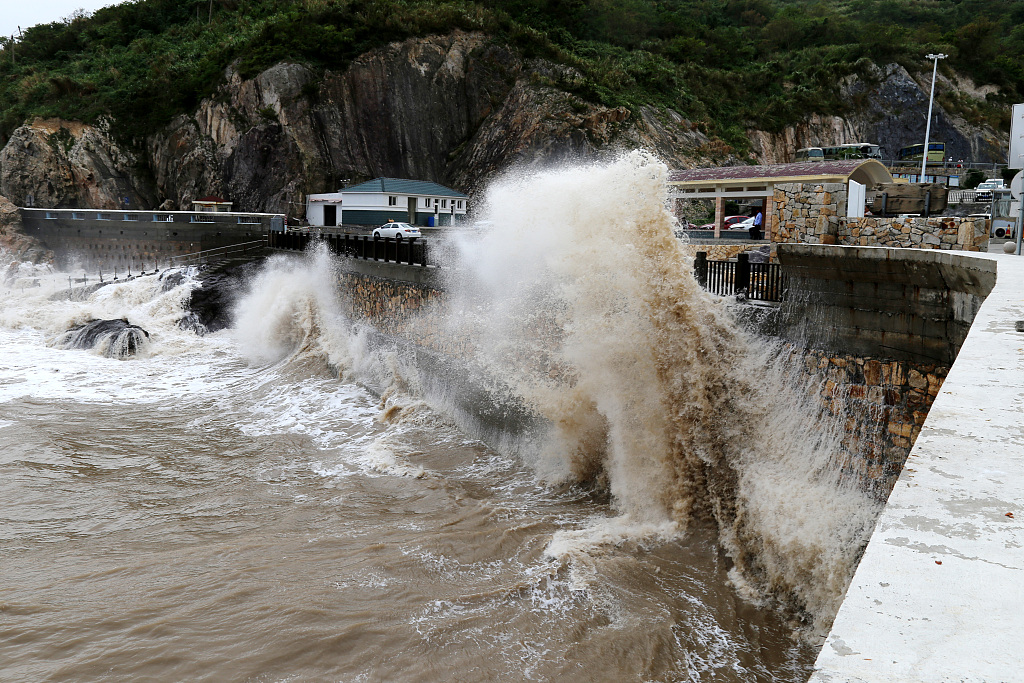 Natural disasters affect 23.1 mln people in China in October