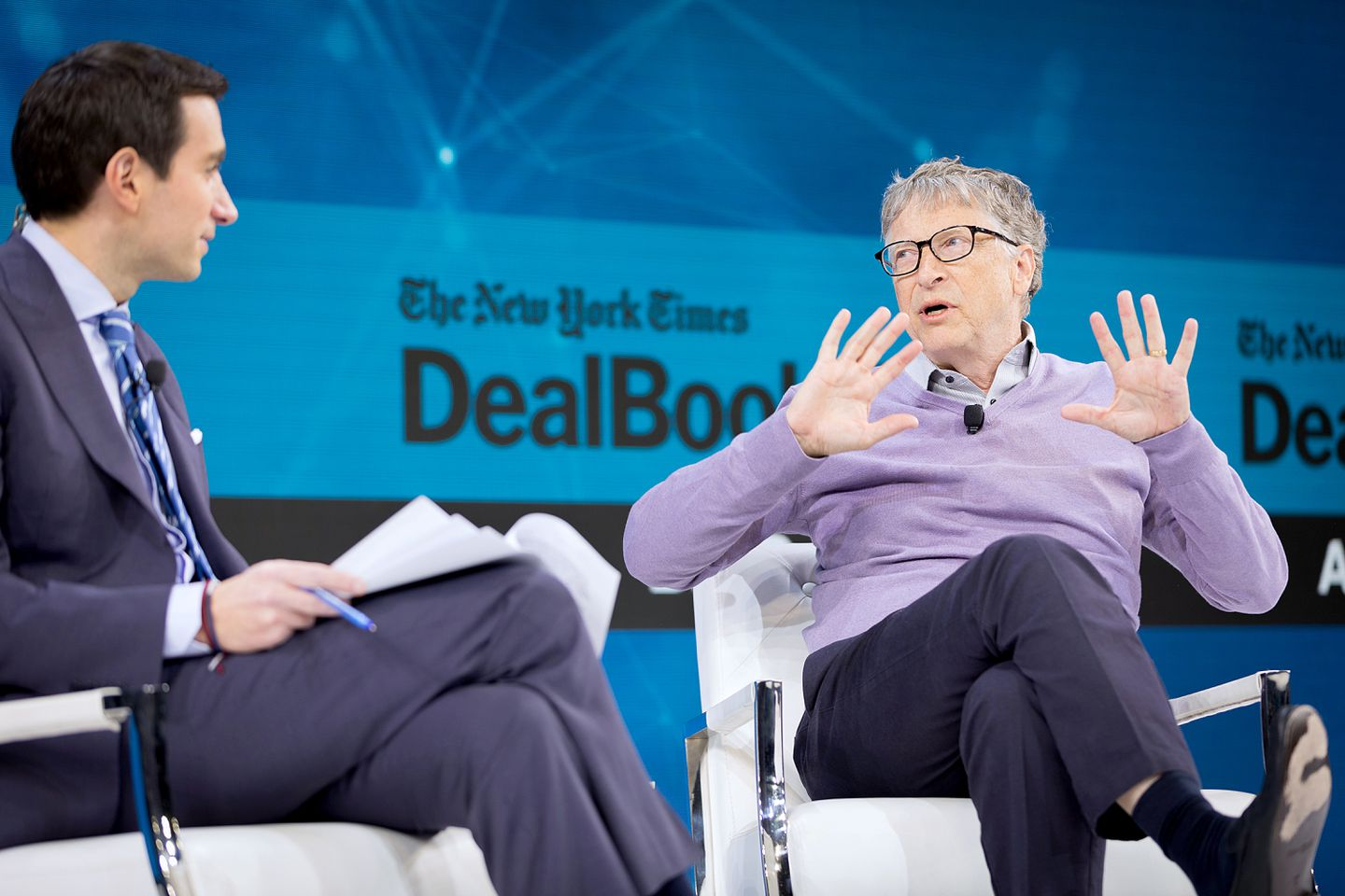 Gates defends Huawei and mocks US paranoia about China