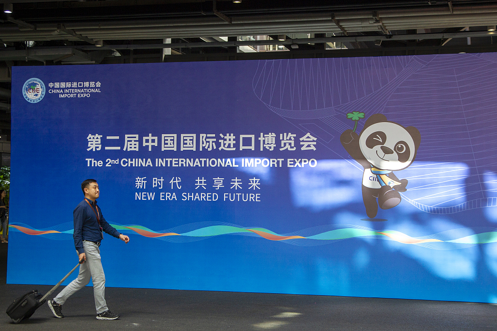 Worldwide coffee scents China's import expo