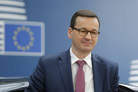 Polish prime minister announces new government