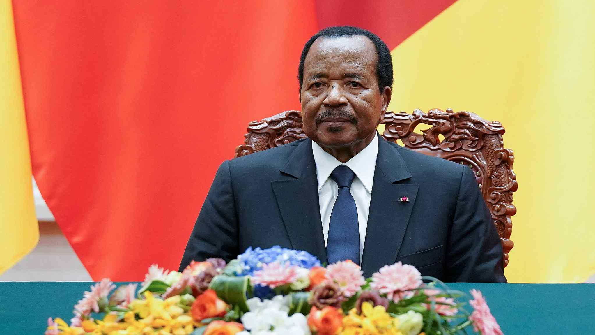 Cameroon declares national mourning day for landslide victims