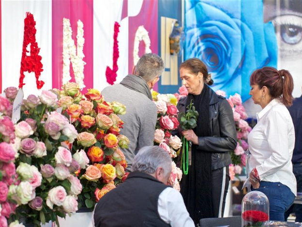 Int'l Floriculture and Horticulture Trade Fair held in Vijfhuizen, the Netherlands