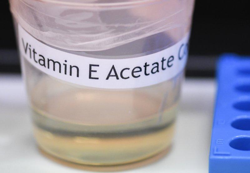 US officials identify 'strong culprit' in vaping illnesses