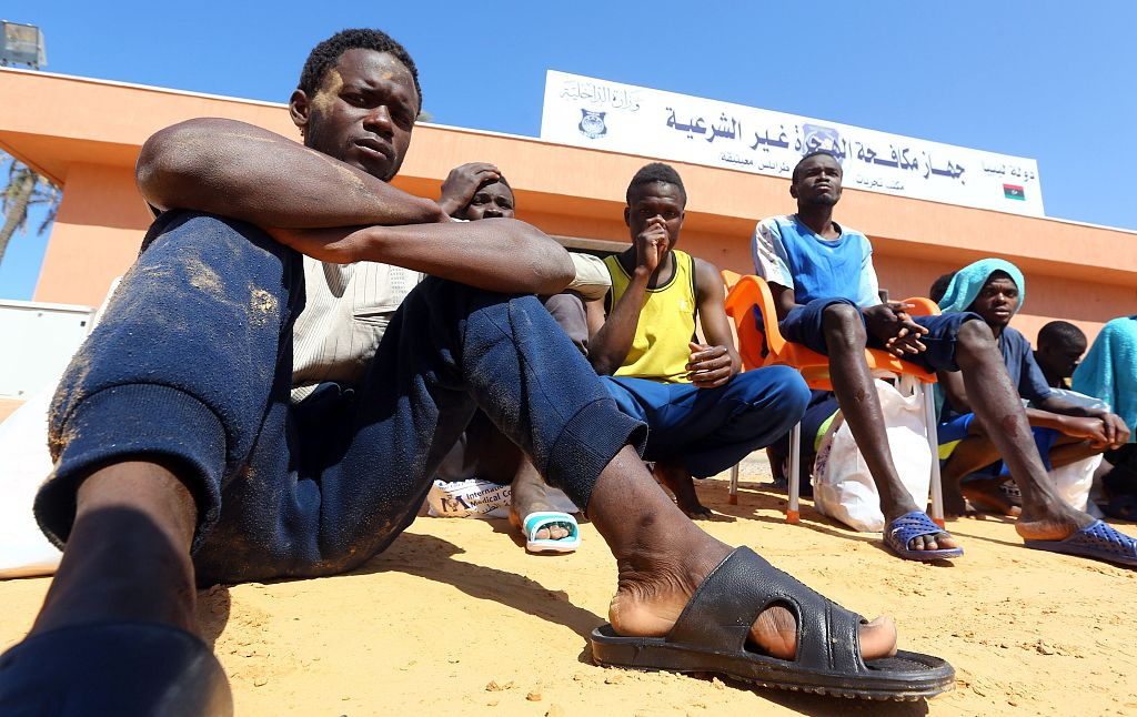 Nearly 200 illegal immigrants deported from Libya