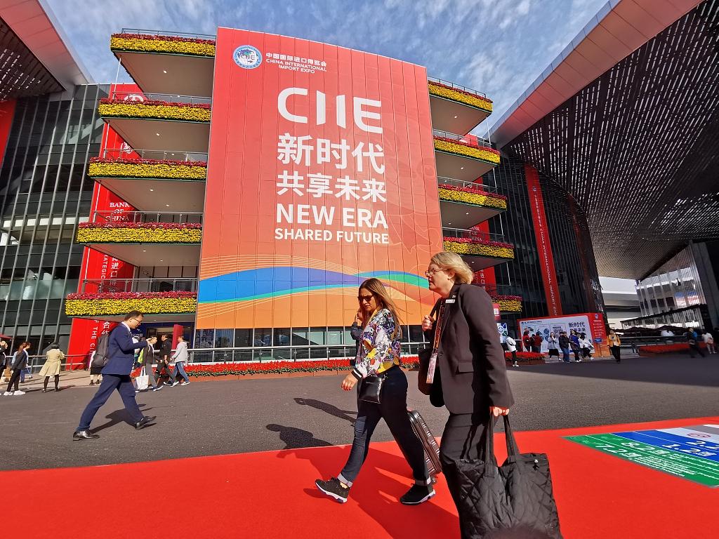 Second CIIE concludes with 71.13 bln USD tentative deals