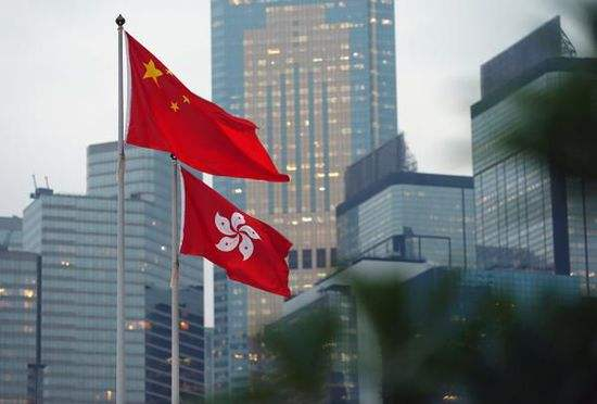 Hong Kong's financial edge stems from 'one country, two systems': financial chief