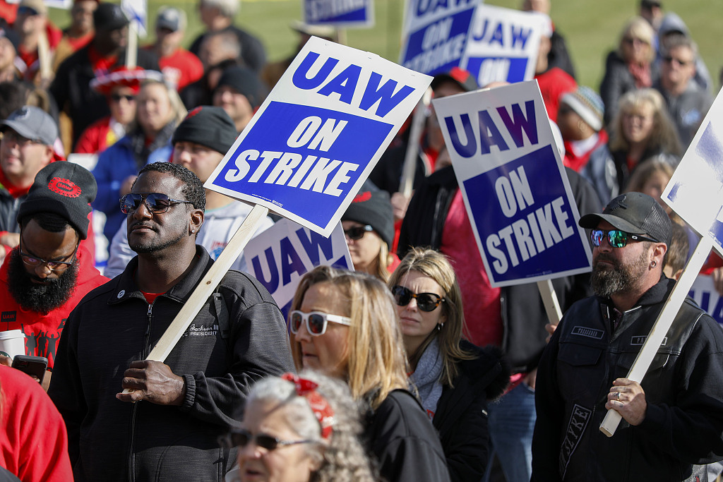 After strike, scandal, US auto union faces reckoning