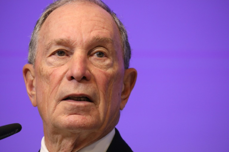 Bloomberg files papers paving way for US presidential bid