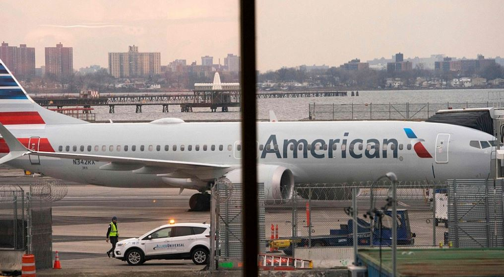 American Airlines follows Southwest and pulls 737 MAX until early March