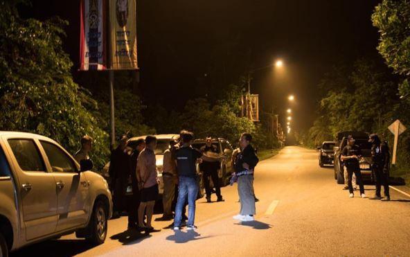 Thailand nabs 7 alleged rebels involved in massacre killing