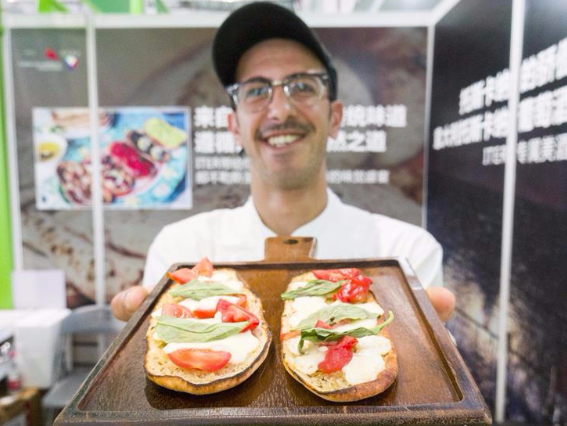 Premium agricultural products, specialty foods on show at 2nd CIIE