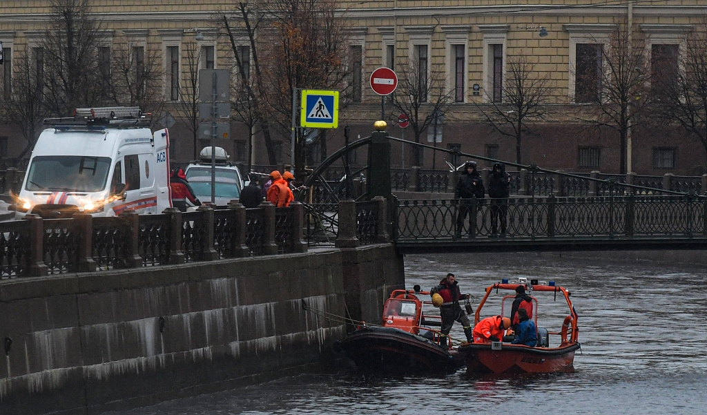 Russian professor found with woman's dismembered arms admits murder
