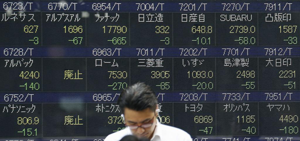 Tokyo stocks open higher following Wall Street's upbeat lead