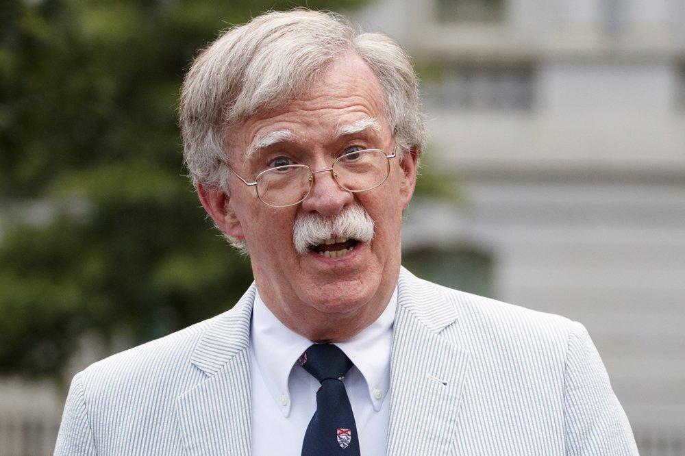 Former Trump adviser John Bolton has a book deal