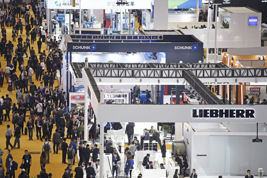 Open market boon to spill over from China's import expo