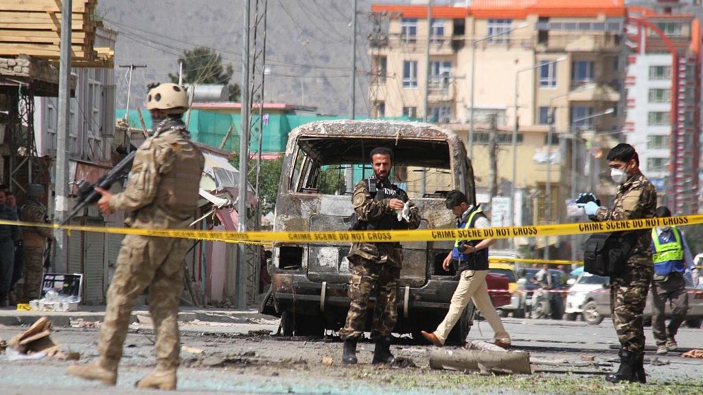 5 insurgents killed in premature blast in N. Afghanistan
