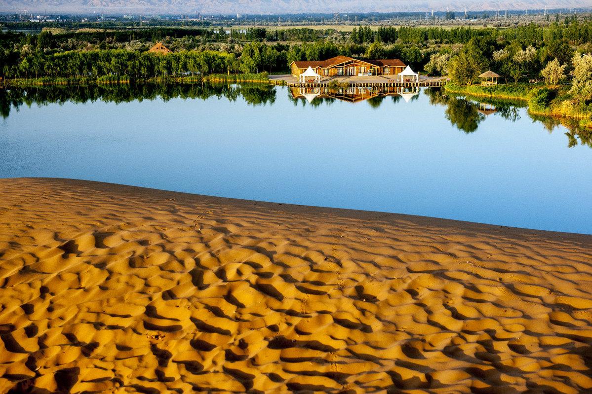 Team sent to probe pollution in desert