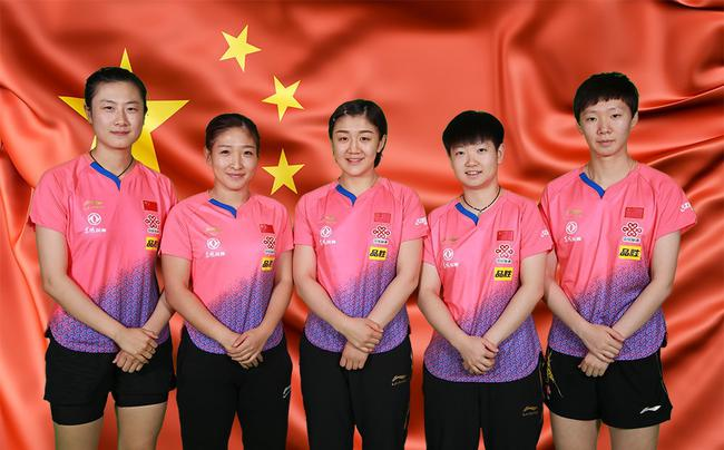 China win women's final at Table Tennis World Cup