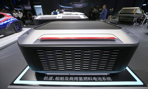 Multinationals offer new hydrogen solutions for China