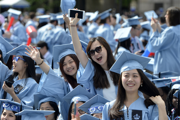 US ambassador welcomes Chinese students to study in the US