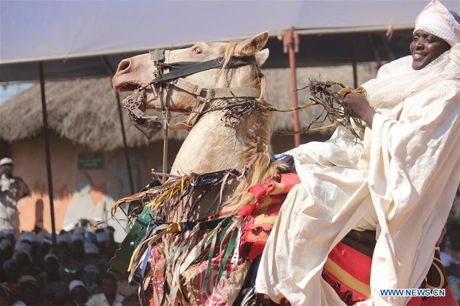 Gaani Festival held in Nikki, Benin