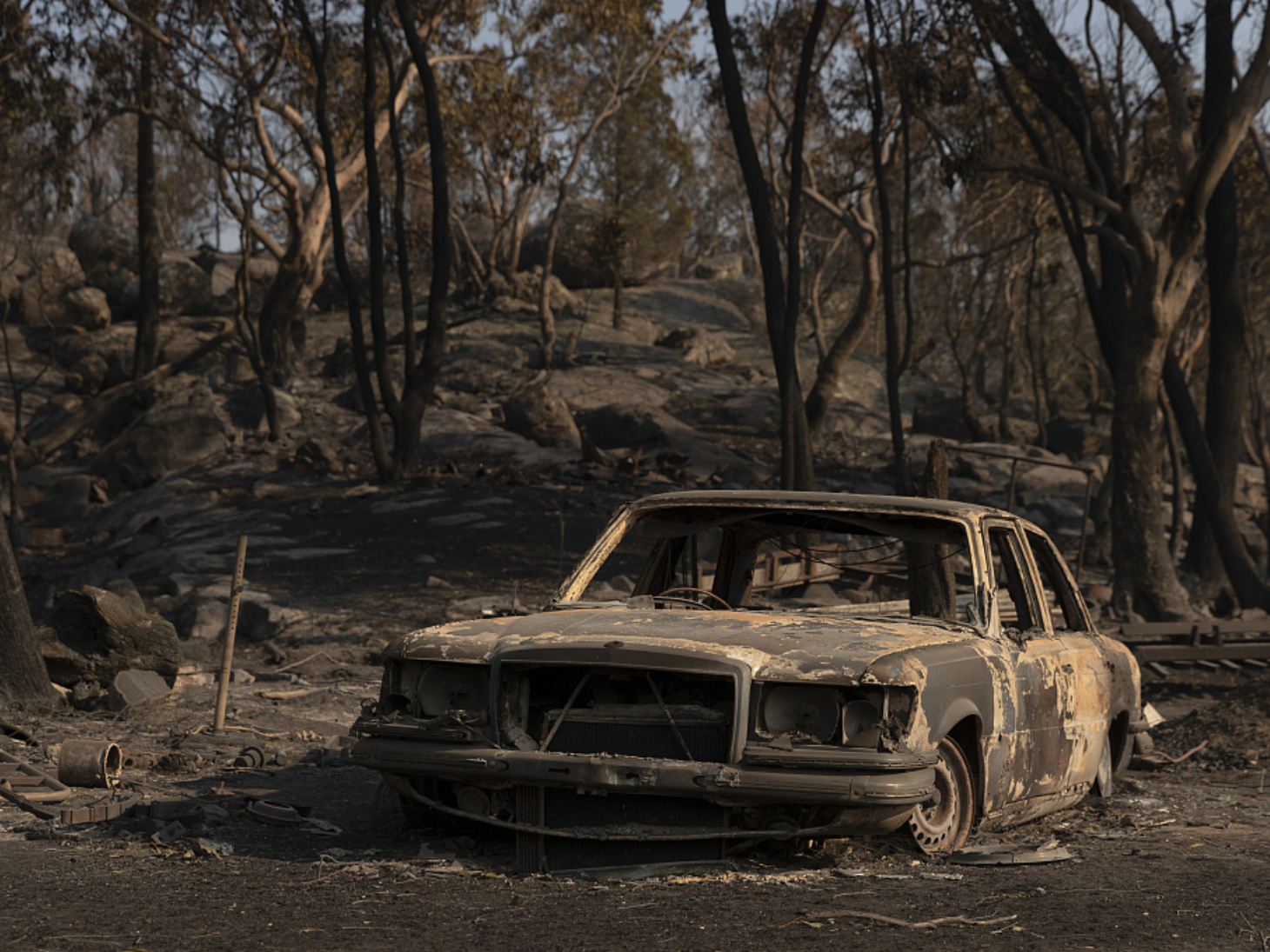 Australian state declares emergency due to wildfires