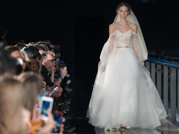 Creations presented at Budapest Central European Fashion Week