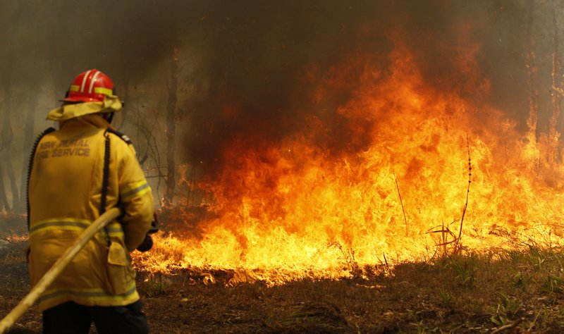 Australia state declares fire emergency after 150 homes lost