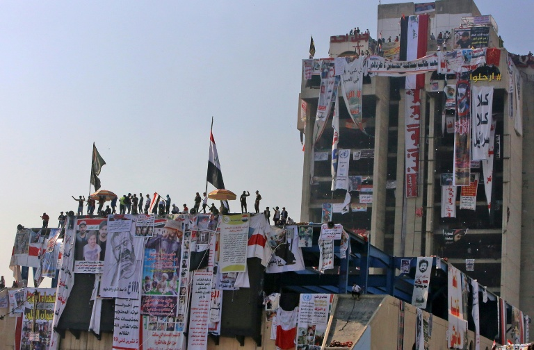 UN, top Iraq cleric urge 'serious' reforms after protests