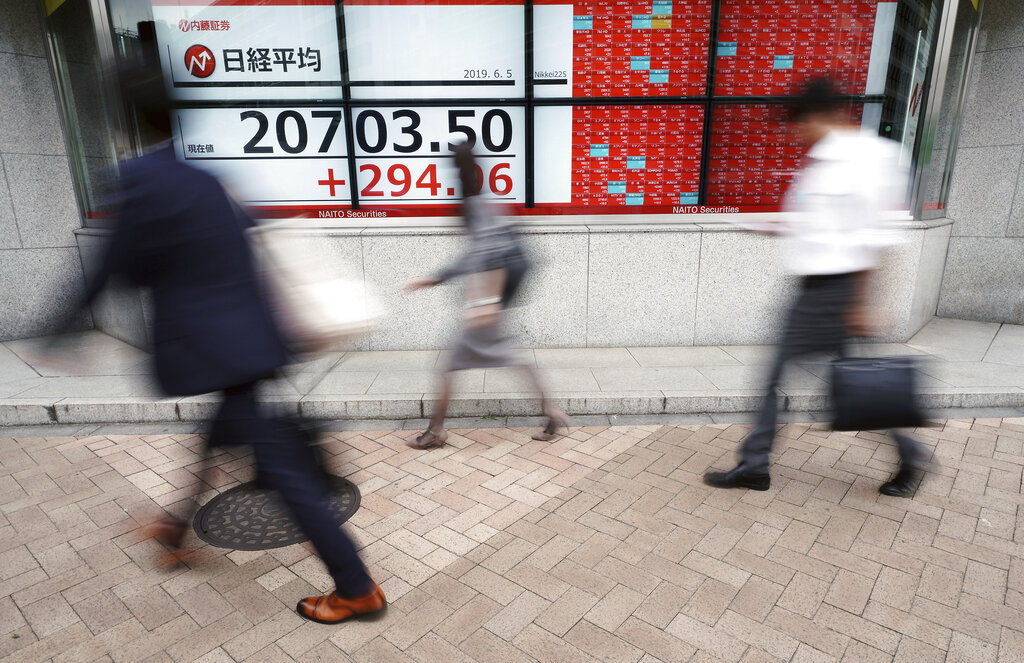 Tokyo stocks end higher on construction firms' solid earnings