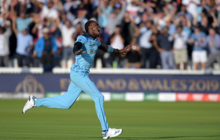 Racists out of tune with changing world, says England star Archer