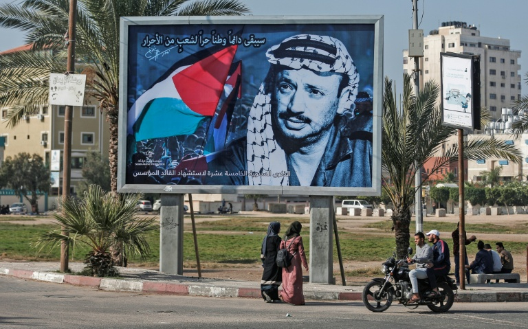 Palestinian killed in clashes on anniversary of Arafat's death