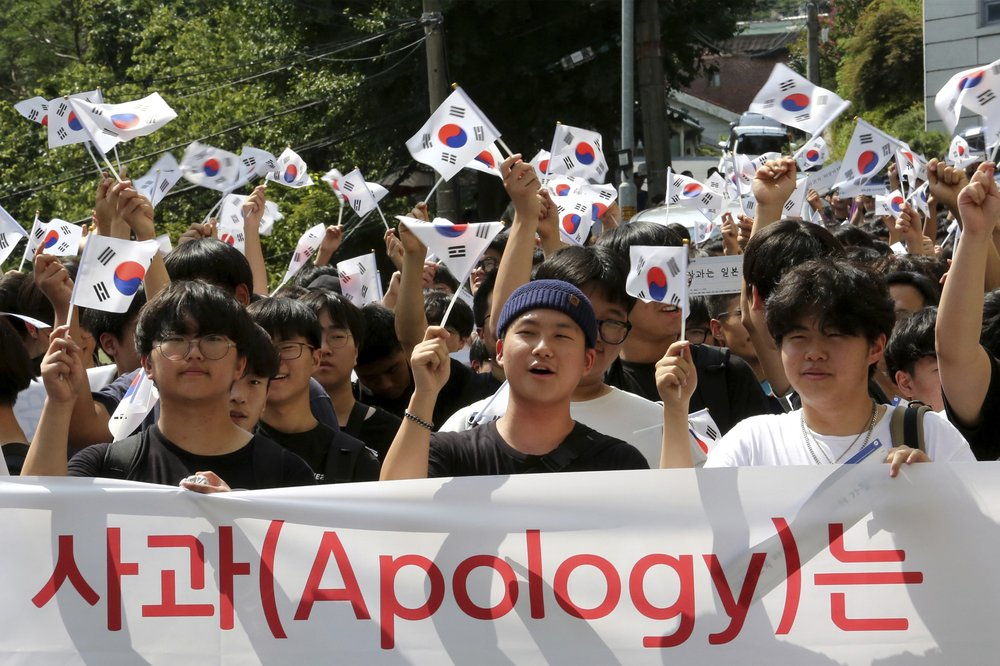 US top brass to mediate between South Korea, Japan