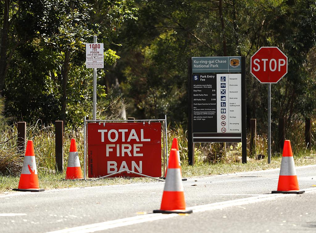 Schools closed in eastern Australia amid 'catastrophic' bushfire warnings