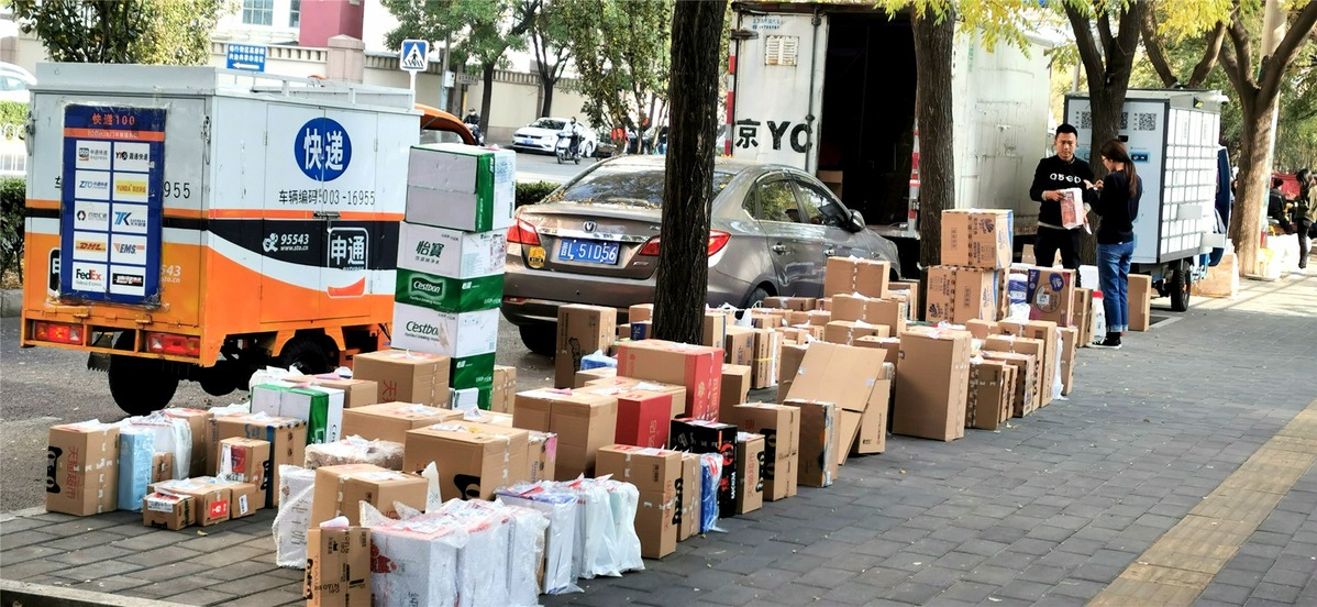 Report sheds light on waste in booming delivery services